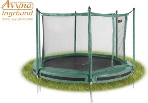 avyna-inground-trampoline-proline-430-14-ft-groen-net-inground-tool-set-combi