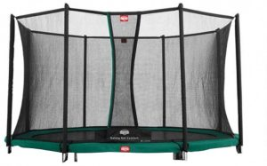 berg-trampoline-favorit-inground-met-safety-net-270-cm-groen